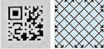 Cuando se utiliza la trama cruzada en ángulo para el procesamiento de la base, las líneas de cepillado se vuelven invisibles y la lectura es estable.